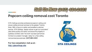 Cost Of Popcorn Ceiling Removal by Popcorn Ceiling Removal Toronto Gta
