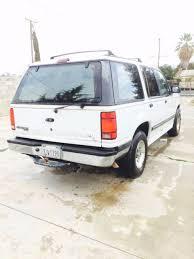 1994 ford explorer xlt ford explorer suv 1994 white for sale 1fmdu32x9rud33011 1994 ford