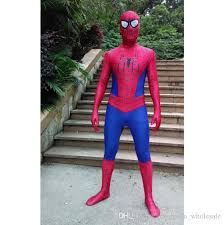 Childrens Spider Halloween Costume 2016 Super Cool Cosplay Spiderman Costume Halloween Costumes