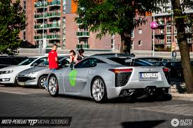 lexus sport car lfa lexus lfa 28 january 2017 autogespot