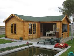 Dalle En Bois Pour Jardin by Quel Type De Fondation Chalet De Jardin Blog Chalet Center