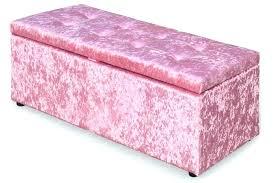 Pink Ottoman Pink Ottoman Storage Etechconsulting Co