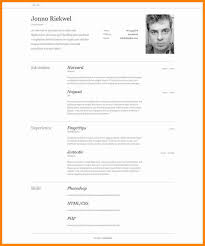 how to format a professional resume best format fancy email