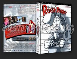 rabbit dvd who framed roger rabbit dvd cover dvd covers labels by