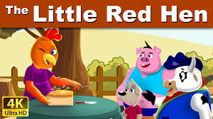 Reddy K Hen The Little Red Hen Bedtime Story For Kids Animated Stories