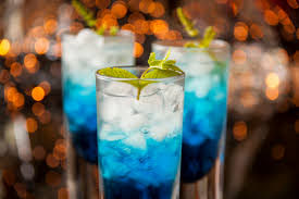 blue hawaiian cocktail the electric iced tea recipe a popular blue cocktail