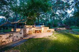 amazing outdoor hill country kitchens