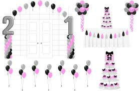 50th birthday balloon delivery 50th birthday balloons cake packages west liverpool st helens