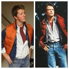 back to the future costume one awesome costume on imgfave