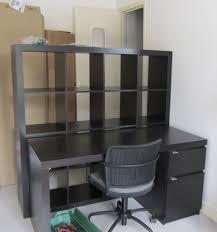bureau brut avec etagere bureau ikea idees et bureau brut avec 2489x2663px
