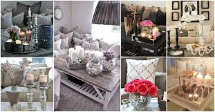 decorating a living room coffee table country decor ideas idolza