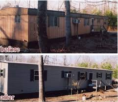 Mobile Home Exterior Remodel by 40 Exterior Paint Color Ideas For Mobile Homes Exterior Paint