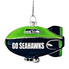 seattle seahawks tree ornaments