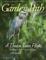the garden path by bok tower gardens issuu