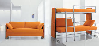 Sofa That Converts Into A Bunk Bed The Sofa Bunk Bed