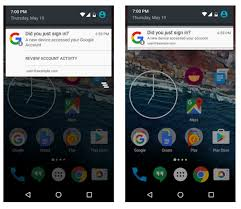 push notifications android android will now send push notifications when new devices are