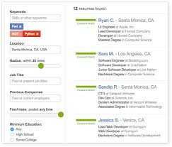 Find Free Resumes Online by Search Resume Database Ziprecruiter