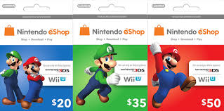 nintendo eshop gift card nintendo eshop cards fast email delivery