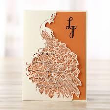 laser cut wood invitations laser cut wedding invitations elegant wedding invitations