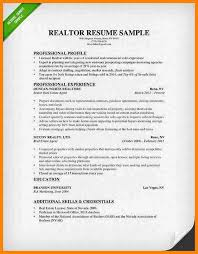 Real Estate Agent Resume Example by 10 Real Estate Agent Resume Hr Cover Letter