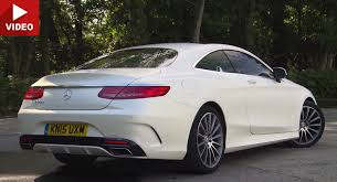 best mercedes coupe mercedes s class coupe may be the best car for the