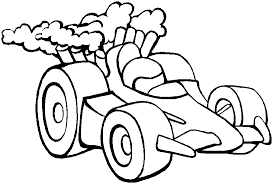 Race Car Coloring Pages Printable For Kids Free Coloring Page Car Coloring Pages Printable For Free