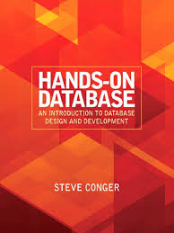 hands on database relational model databases