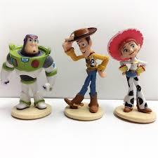 aliexpress buy 3pcs lot toy story 3 woody jessie buzz