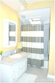 Yellow Bathroom Decorating Ideas Black And Yellow Bathroom Decor Yellow And Grey Bathroom Ideas