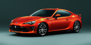 toyota car 2017 toyota 86 updated and uprated sports car confirmed for fourth
