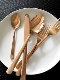 almoco flatware modern table flatware and starters