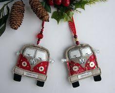 vw cervan gift vw cervan ornaments toys rainbow vw