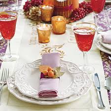 Simple Thanksgiving Table Settings Elegant Table Decorations For Thanksgiving Holiday Family
