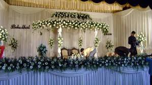 Wedding Stage Decoration Famous Christian Wedding Stage Decoration 5 Trendy Mods Com