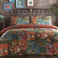 tapestry patch bedding set