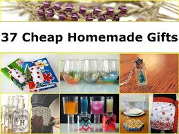 37 cheap gifts i diy