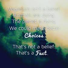 what is veganism veganism is based on facts not religion vegan