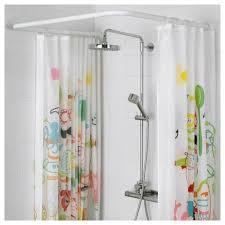 Curtain Rod Ikea Inspiration Ikea Shower Curtains Home Decoration And Improvement
