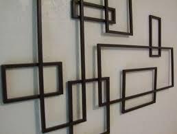 metal wall design modern living mid century modern de stijl style geometric metal wall sculpture