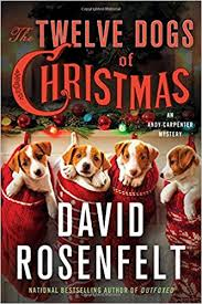 amazon com the twelve dogs of christmas an andy carpenter