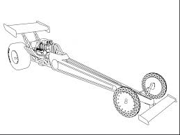 coloring pages race cars nascar car driver good dragster free