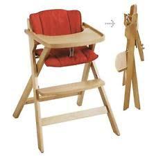 chaise haute pliante b b roba 7520 chaise haute ebay