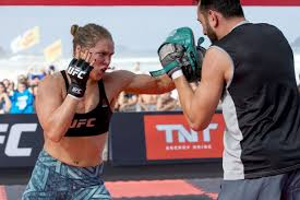 ronda rousey to bethe correia u0027you u0027re not meant for this life