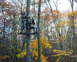 rivers edge 2 bowman ladder stand sports outdoors