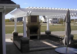 Hd Designs Outdoors by Pergola Outdoor Room With Fireplace Landscapes By Earth Design