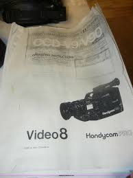 panasonic wv 3240 color video camera item t9729 sold tu