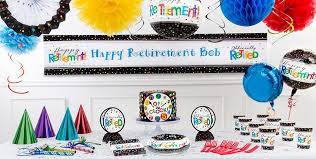 retirement party table decorations happy retirement party supplies retirement party ideas
