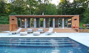 backyard cabana ideas pool house designs with stunning exterior space home design