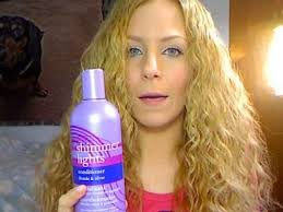 Shimmering Lights Conditioner Clairol Shimmer Lights Conditioner Blonde Hair Review