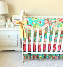 Navy And Coral Crib Bedding Decoration Gray Crib Bedding Set The Dreamer Collection Elephant